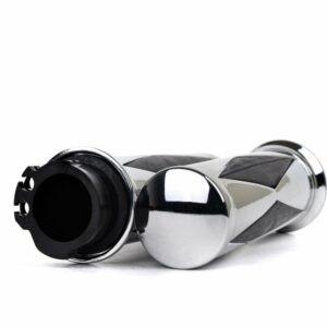 G2 Metric Tamer Throttle System w/ Neil's Diamond Grips for Yamaha V Star 950 (All models) 09-17