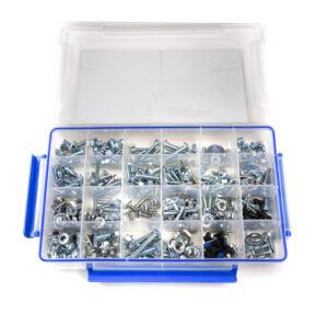 424 Piece Pro Bolt & Hardware Kit