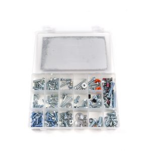 200 Piece Pro Bolt & Hardware Kit for Honda CR CRF