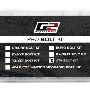 180 Piece Pro Bolt & Hardware Kit for ATV