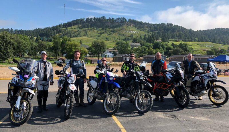 dakota 600 riders