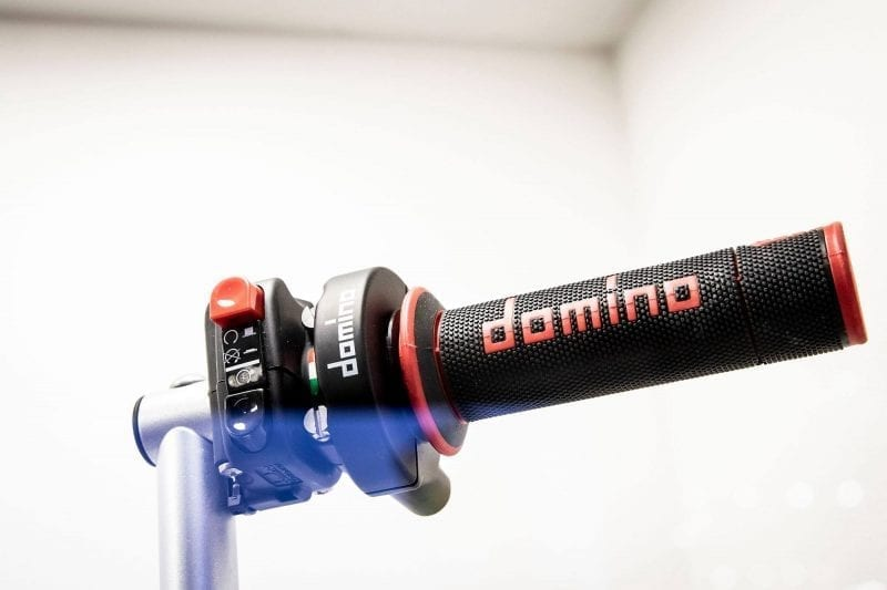 Domino Motorcycle Levers and Controls
