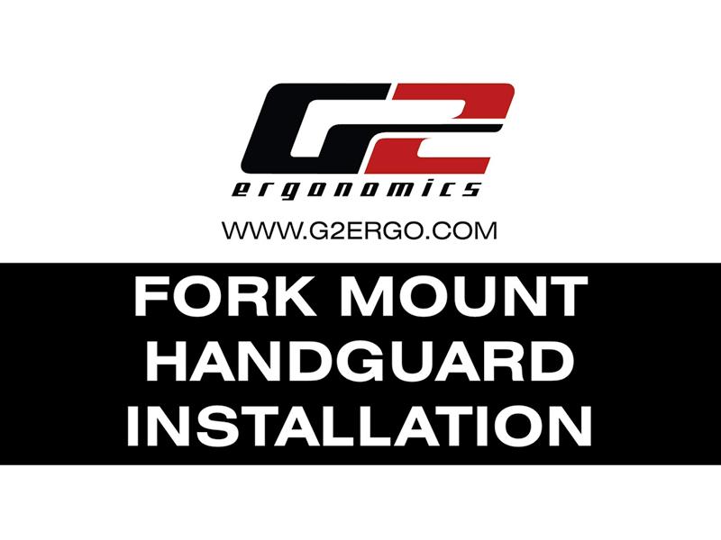 Fork mount Installation